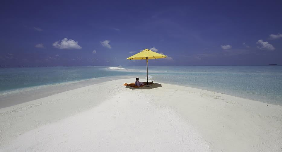 Niyama Private Islands Sandbank Trip